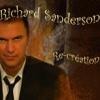 pochette album Richard Sanderson - Re-création