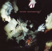 Disintegration (Remastered) - The Cure Cover Art