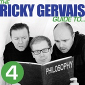 Ricky Gervais, Steve Merchant & Karl Pilkington - The Ricky Gervais Guide to... PHILOSOPHY  artwork