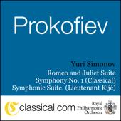 Sergey Prokofiev, Romeo and Juliet Suite No. 2, Op. 64Ter
