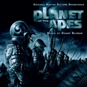 Planet of the Apes (Original Motion Picture Soundtrack) cover art