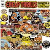 Big Brother & The Holding Company - Ball and Chain artwork