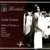 Leyla Gencer, Vol. 1