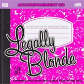 Songs from Legally Blonde: Karaoke