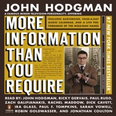 John Hodgman - More Information Than You Require (Unabridged)  artwork