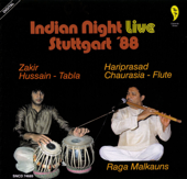 Indian Night Live: Stuttgart '88