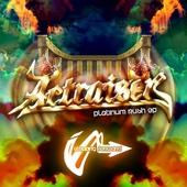Platinum Rush - EP cover art
