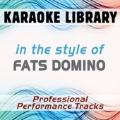 Lazy Lady (Karaoke Version) [In the Style of Fats Domino]
