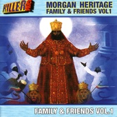 Morgan Heritage Family & Friends Volume . 1 - Various Artists