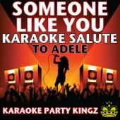 Someone Like You (Karaoke Salute to Adele)