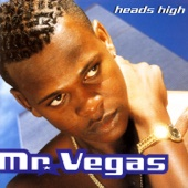 Heads High - Mr. Vegas Cover Art