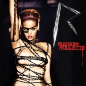 Rihanna - Russian Roulette artwork
