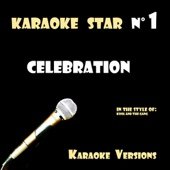 Celebration (in the style of Kool And The Gang) Karaoke Versions - EP