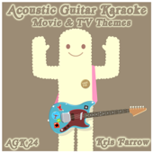 Acoustic Guitar Karaoke, Vol. 24: Movie & TV Themes