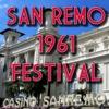 pochette album Various Artists - Festival di Sanremo 1961
