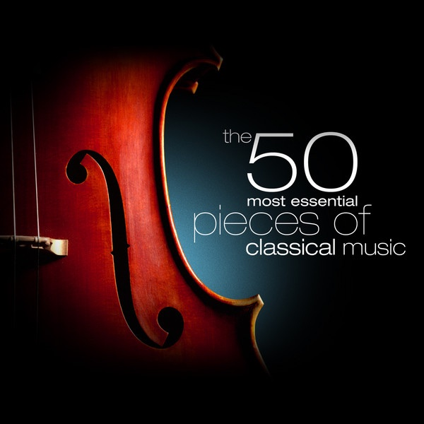 The 50 Most Essential Pieces of Classical Music George Gershwin CD cover