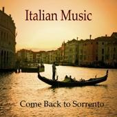 Italian Mandolin Torna A Surriento - Come Back to Sorrento artwork