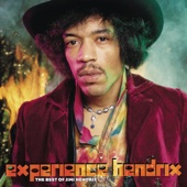 Experience Hendrix: The Best of Jimi Hendrix - Jimi Hendrix Cover Art