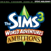 The Sims 3: World Adventures & Ambitions cover art