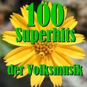 Die 100 Super Hits der Volksmusik - 12 Potpourris mit 100 Volksliedern non-stop