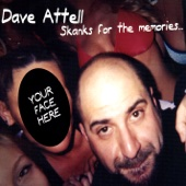 Cover to Dave Attell's Skanks for the Memories