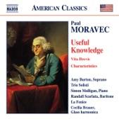Moravec: Useful Knowledge | Trio Solisti, La Fenice, Simon Mulligan, Amy Burton