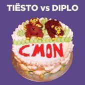 C'mon (Tiësto vs. Diplo) - Single cover art