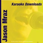 Lucky (In The Style Of Jason Mraz) - Ameritz