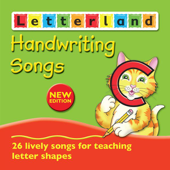 Letterland Handwriting Songs