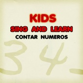 Kids Sing & Learn - Uno, Dos, Tres, Quatro artwork