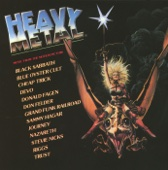 Heavy Metal (Music from the Motion Picture) - Various Artists Cover Art