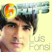 6 Super Hits: Luis Fonsi - EP cover art
