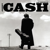 Johnny Cash - The Legend of Johnny Cash (International Version) artwork
