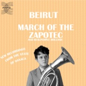 March of the Zapotec & Realpeople - Holland cover art