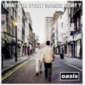 Oasis - Don't Look Back In Anger artwork