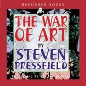 The War of Art: Winning the Inner Creative Battle (Unabridged) - Steven Pressfield Cover Art