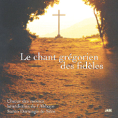 Le Chant Grégorien Des Fidèles