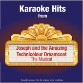 Karaoke Hits from  - Joseph an the Amazing Technicolour Dreamcoat - The Musical