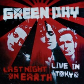 Last Night On Earth (Live In Tokyo) - EP cover art