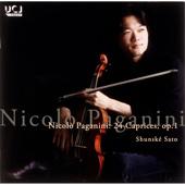 24 Caprices: No. 15 in E Minor (Posato) - Shunske Sato