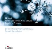 Mozart: Piano Concertos Nos. 18, 19, Rondo, K. 382
