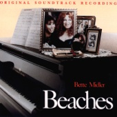 Beaches (Original Motion Picture Soundtrack) - Bette Midler Cover Art
