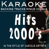 Hit's 2000's Vol 181 - Backing Tracks (Backing Tracks)