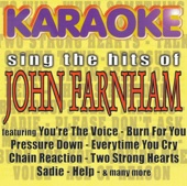 Karaoke - Sing The Hits Of John Farnham