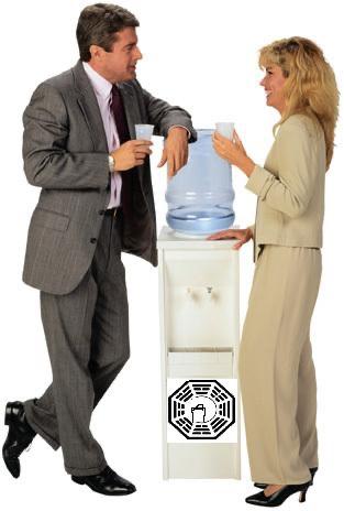 TVPNexclusives Dharma Water Cooler