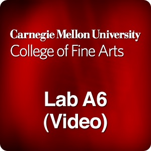 The CFA Lab A6 School of Art Podcast Collection