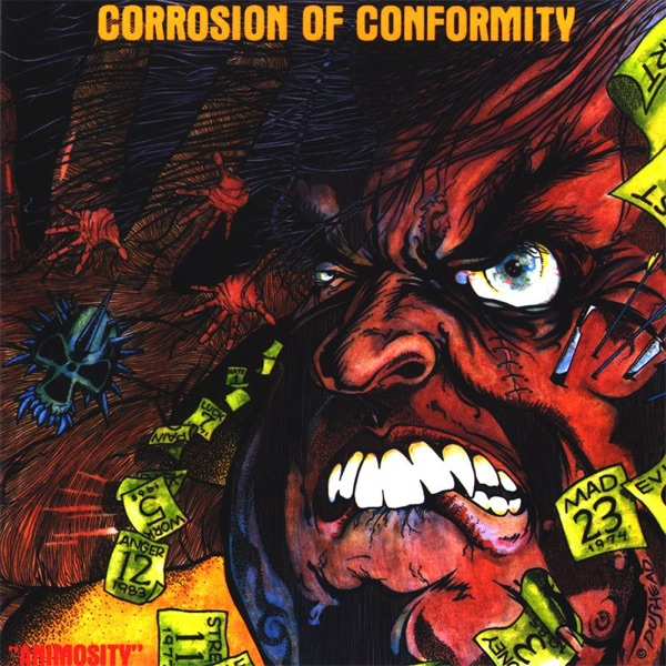 Animosity Corrosion of Conformity CD cover