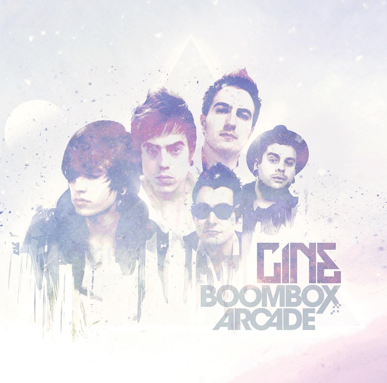arcade boombox