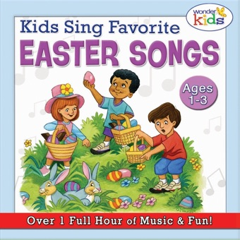 Kids Sing Favorite Easter Songs – The Wonder Kids