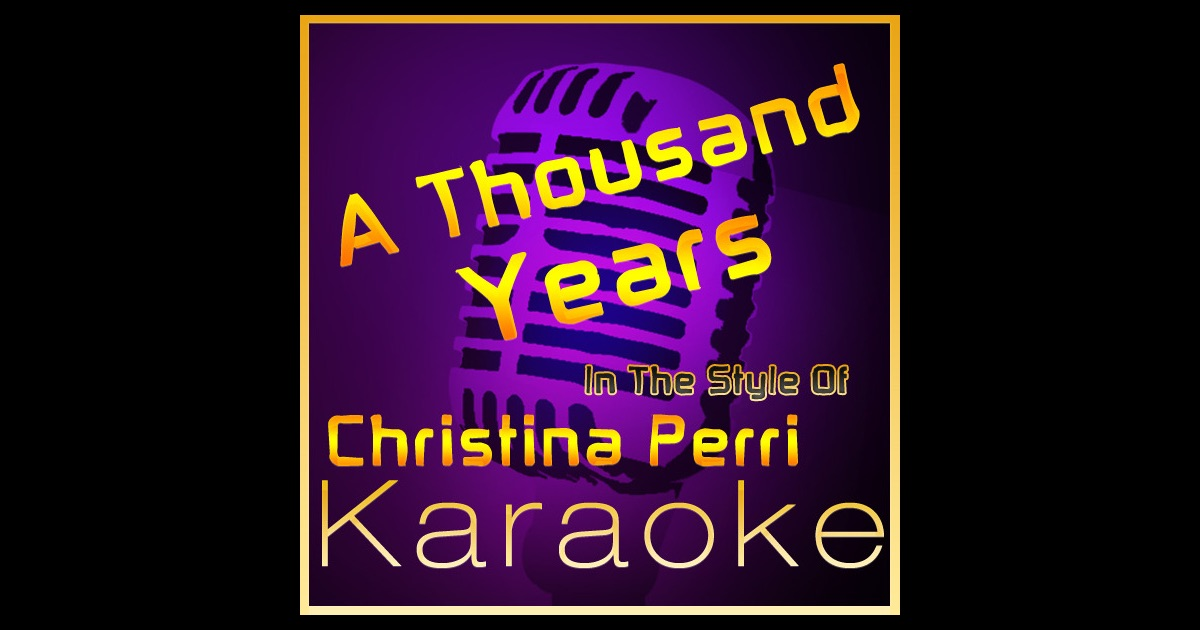 Karaoke Song, MP3 Instrumental Playback - Karaoke Version